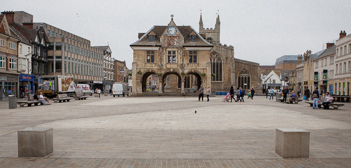 miasto Peterborough Anglia