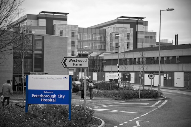 szpital Peterborough