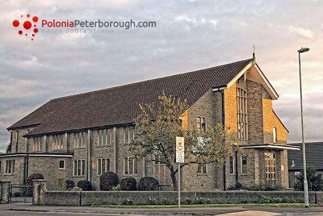polish church in Peterborough