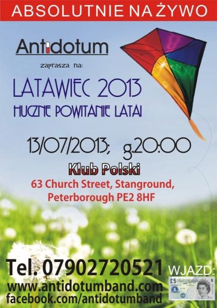 Antidotum koncert