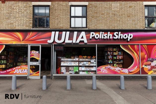 polski sklep Julia w Peterborough