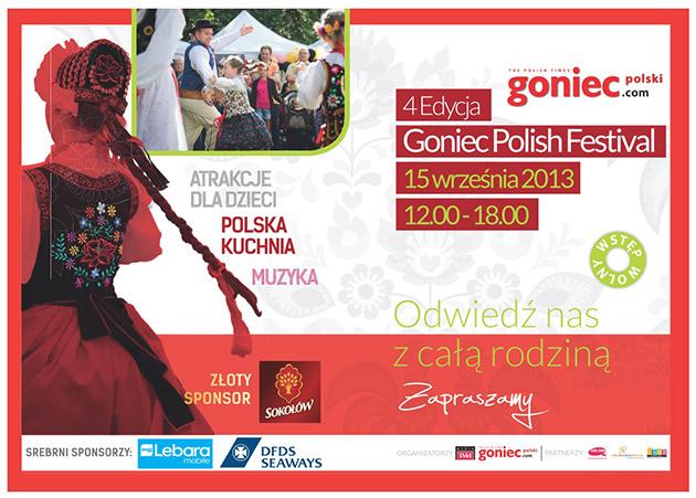 Antidotum zagra na Goniec Polish Festival 2013
