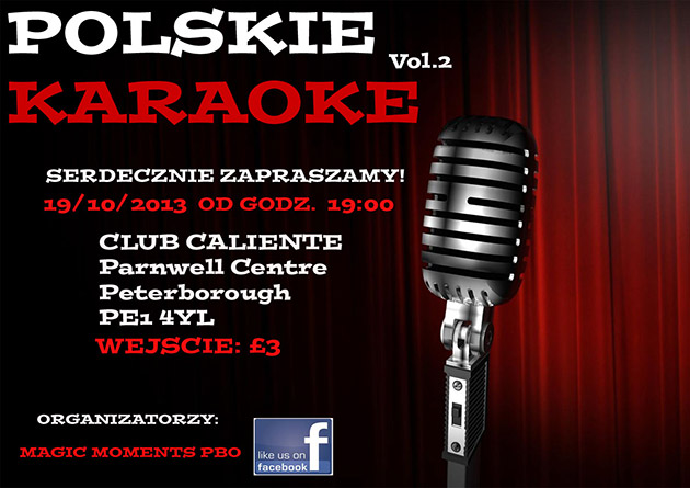 Karaoke w Caliente vol.2