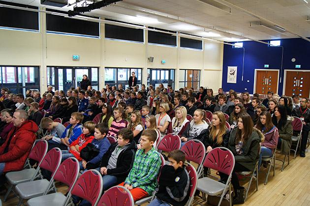 Święto Niepodległości w Polskiej szkole