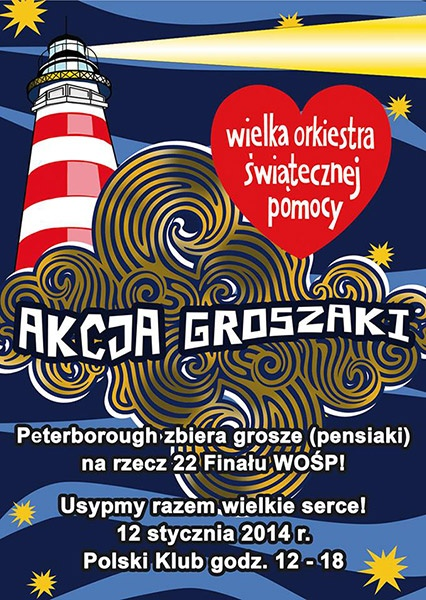 akcja groszaki w peterborough