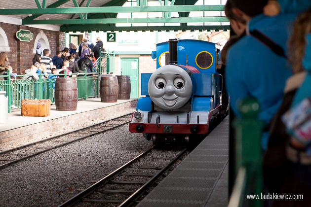 Thomas Land - Drayton Manor