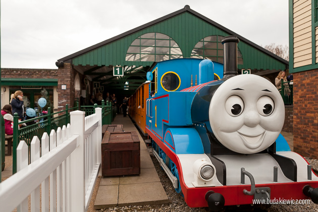 Thomas Land Drayton Manor