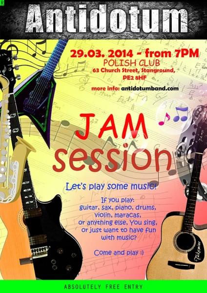 jam session peterborough polski klub