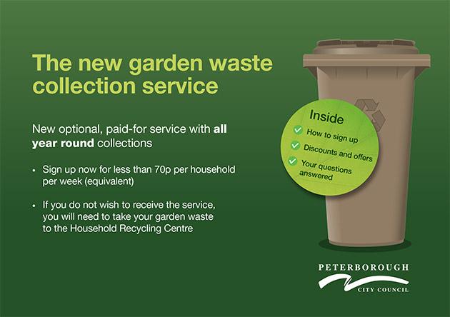 Zmiany w wywozie odpadów z ogrodu