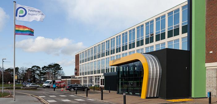 budynek regional college w peterborough adres
