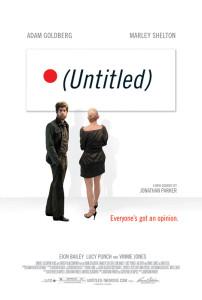 """Film """"(Bez Tytułu)"""" w reżyserii Jonathana Parkera,"""
