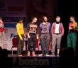 Zdjęcia z kabaretu Łowcy.B w Peterborough
