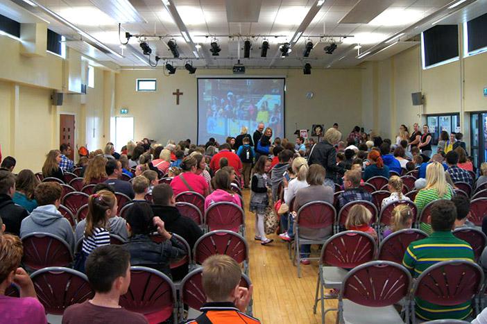 Rozpoczęcie polskiej szkoły w Peterborough Anglia