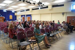 szkolenie pracowników polskiej szkoły w Peterborough