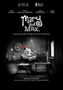 Mary i Max w klubie filmowym Peterborough