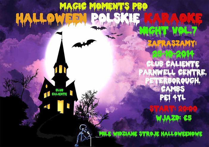 Halloween/Polskie Karaoke Night Vol.7