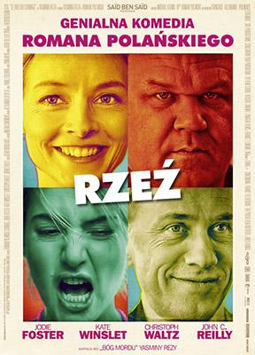Rzeź - Carnage w klubie filmowym
