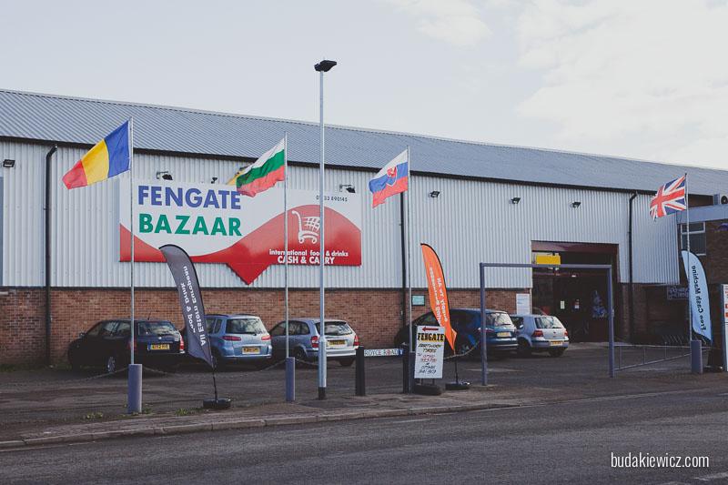 Fengate Bazaar Peterborough