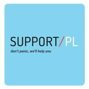 Support PL logo