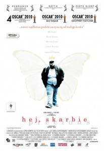 plakat filmu Hej Skarbie