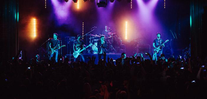 Zdjęcia z koncertu Lady Pank w Bostonie