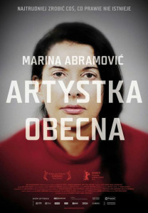 Plakat filmu Artystka Obecna