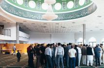konferencja w meczecie Peterborough