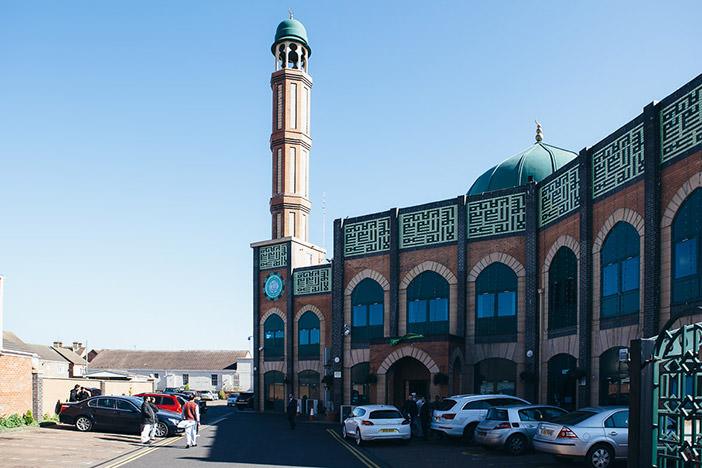 meczet w Peterborough
