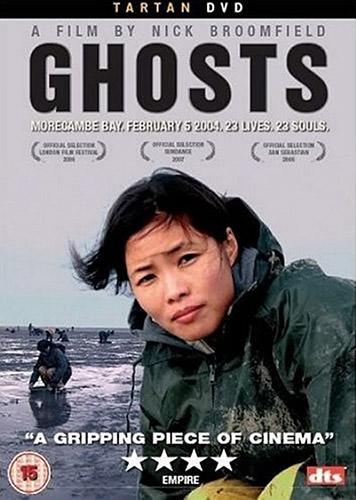 film Ghosts w klubie filmowym