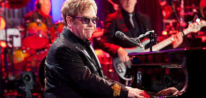 Koncert Eltona Johna w Peterborough