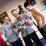 Professional boxing in Peterborough