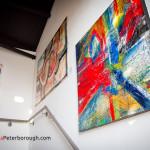 malarz mieszkający w Peterborough