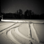 heavy snow in Peterborough