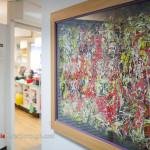 wystawa obrazów na Lincoln Road