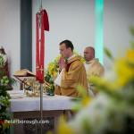 Polskie msze w Spaldingu