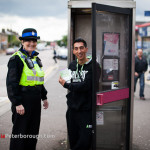 Policja w Peterborough
