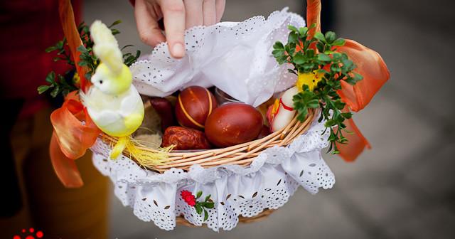 Święcenie jajek i pokarmów w Peterborough