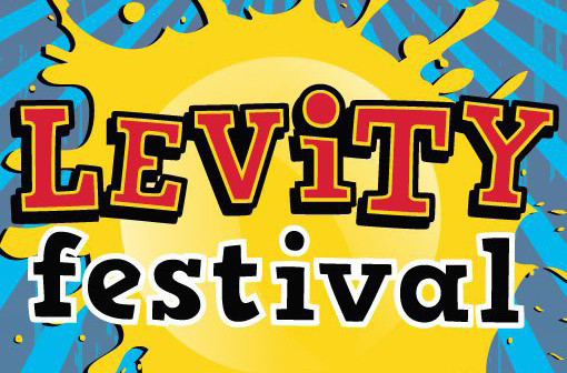 levity festival w Peterborough
