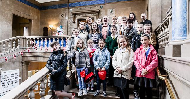 nauczyciele z Polski w Peterborough
