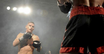 Adam Braniecki zawodowy bokser w Anglii