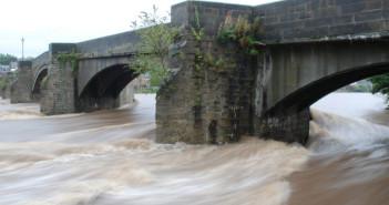 Powodzie w Anglii