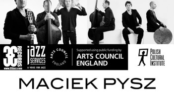 Maciek Pysz Trio w Peterborough