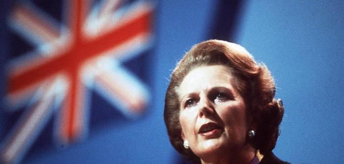Rok od śmierci Margaret Thatcher