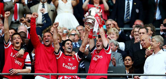 Puchar Anglii dla Arsenalu