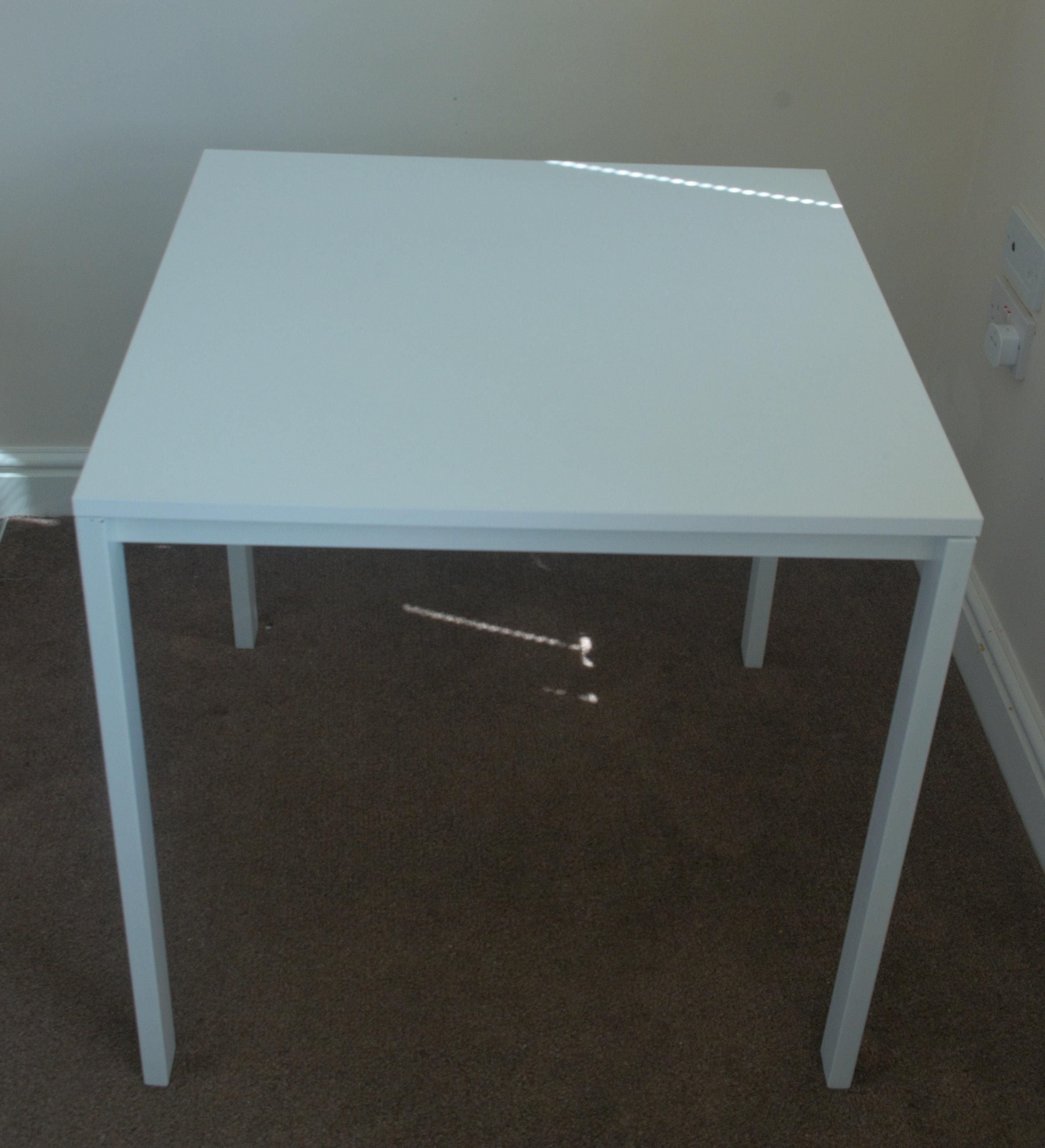 Stół Biały Ikea