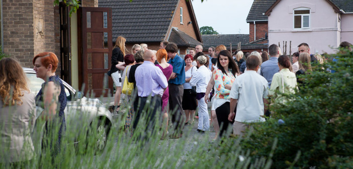 Wieczór Poetycki Polska Parafia Peterborough