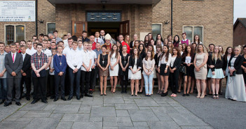 Bierzmowanie w Peterborough 2014