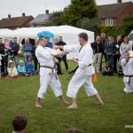 pokazy karate w Peterborough