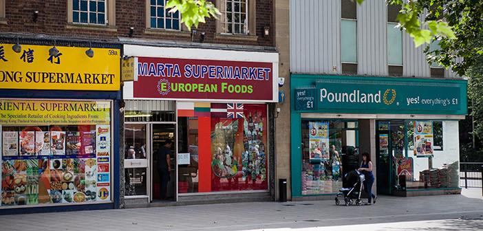 Nowy polski sklep Marta w centrum Peterborough