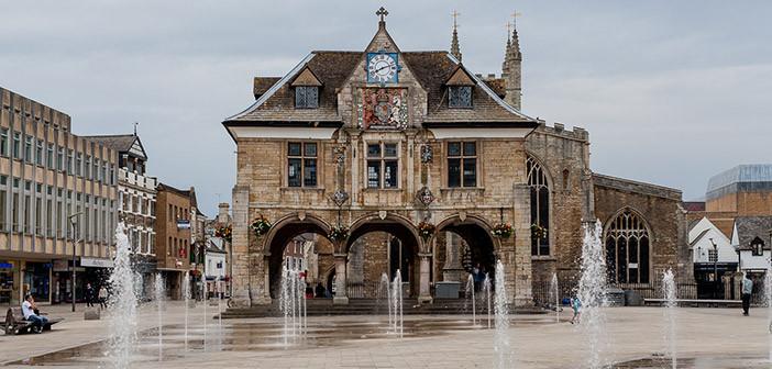 Sławni ludzie z Peterborough